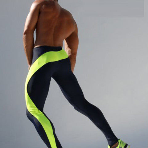 Men's Neon Leggings