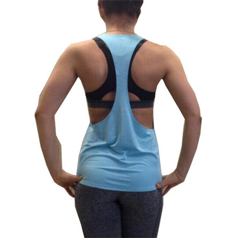 Women's Vest Professional Quick-Drying Fitness Tank - Rama Deals - 2