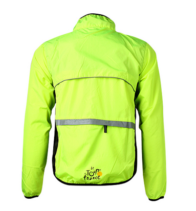 Cycling Men's Riding Breathable Reflective Jersey Cycle Clothing