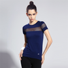 Quick Dry gym t shirt breathable Yoga women's sport t shirts - Rama Deals - 3