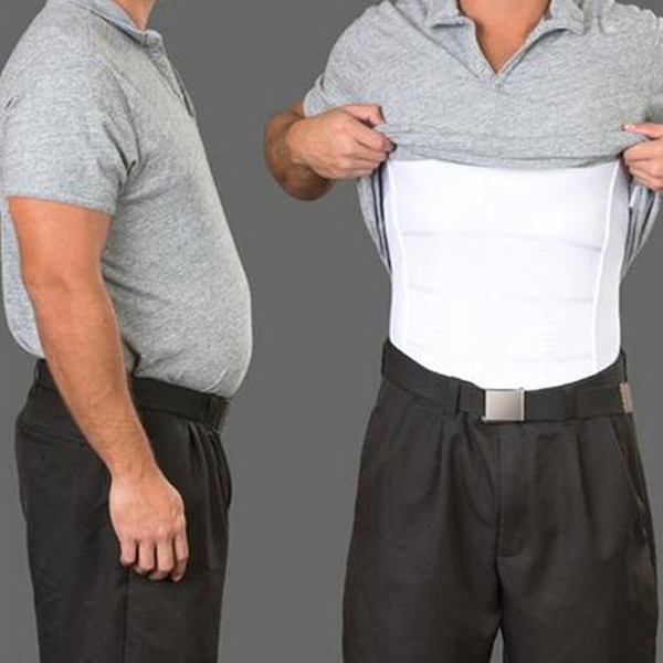 Men's Body Slimming Undershirt