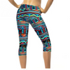 Bohemian style Lady's Fitness Workout Casual Pants