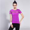 Quick Dry gym t shirt breathable Yoga women's sport t shirts - Rama Deals - 7