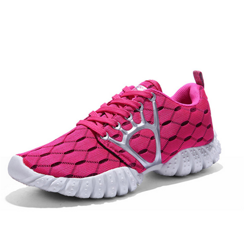 Women Mesh Running Shoes Breathable Summer Ladies Sneakers