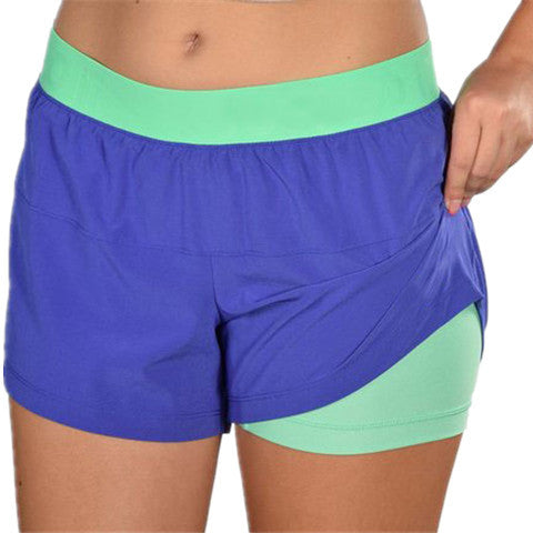 Speed Built-in Spandex Shorts