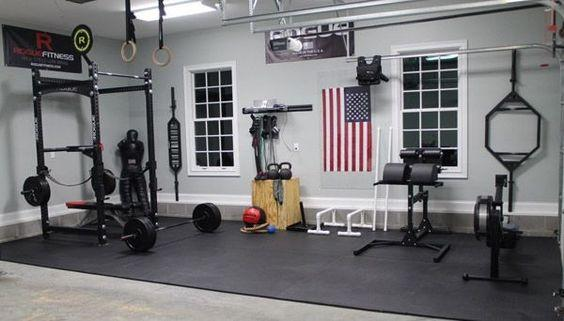 Build Your Ultimate Garage Gym