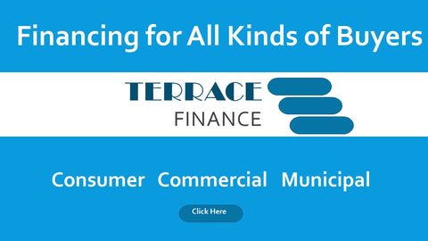 Terrace Finance at Fitness Trendz USA