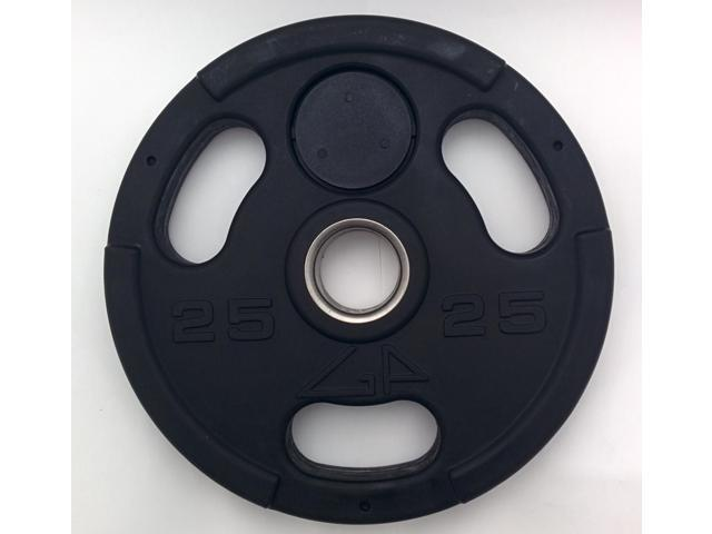 American Barbell GP Urethane Coated Olympic Grip Plates - Fitness Trendz USA