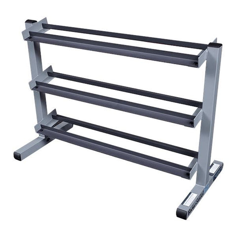 Body-Solid 3 Tier Dumbbell Rack - Fitness Trendz USA