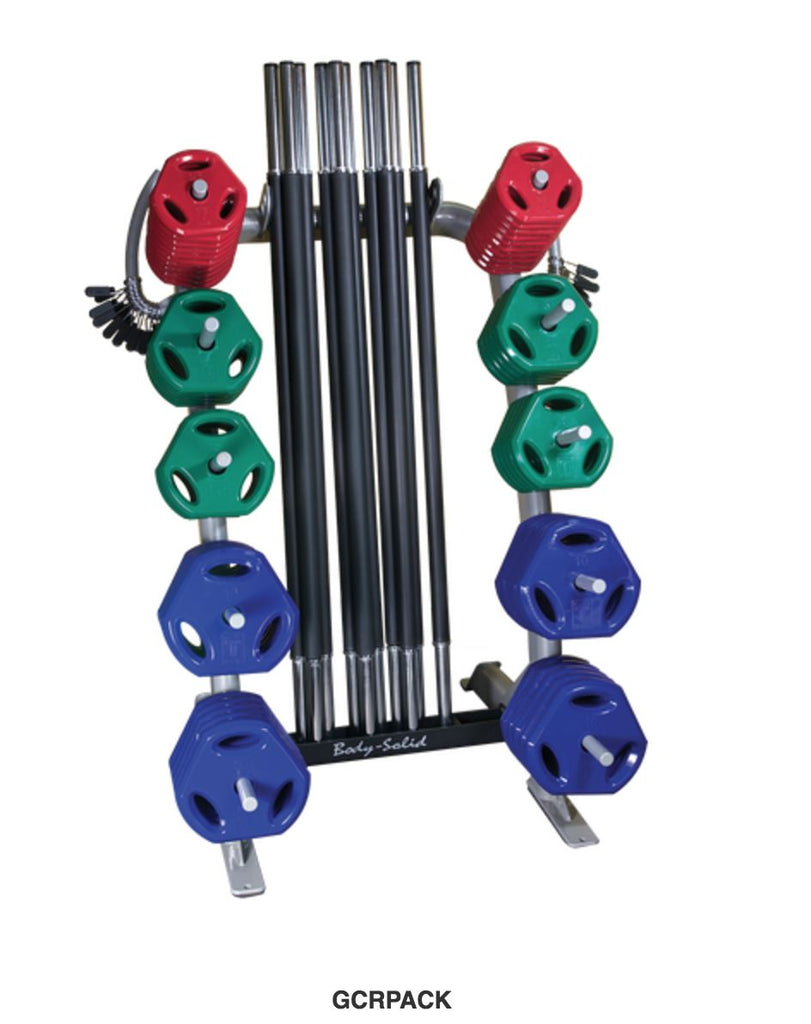 Body-Solid Cardio Barbell Pump 10 Set - Fitness Trendz USA