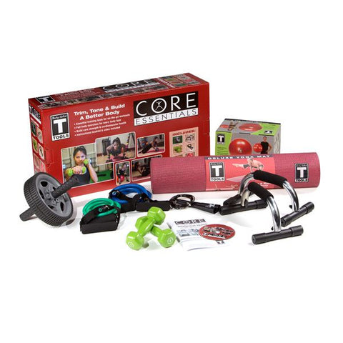 Body-Solid Core Essentials Package - Fitness Trendz USA