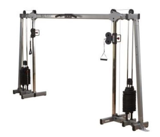 Body-Solid Deluxe Cable Crossover Machine - Fitness Trendz USA