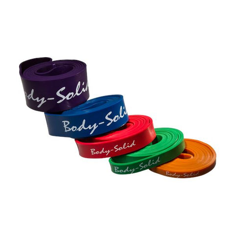 Body-Solid Resistance Bands - Fitness Trendz USA