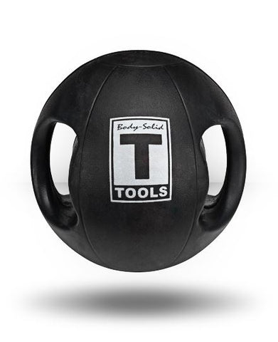 Body-Solid Tools Dual Grip Medicine Ball - Fitness Trendz USA