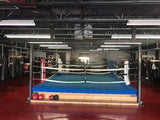 Fitness Trendz USA Boxing Ring 16' x 16' with 4 Corner Post Speed Bag Stations - Fitness Trendz USA