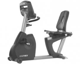 Cybex 525R Recumbent Cycle - Fitness Trendz USA