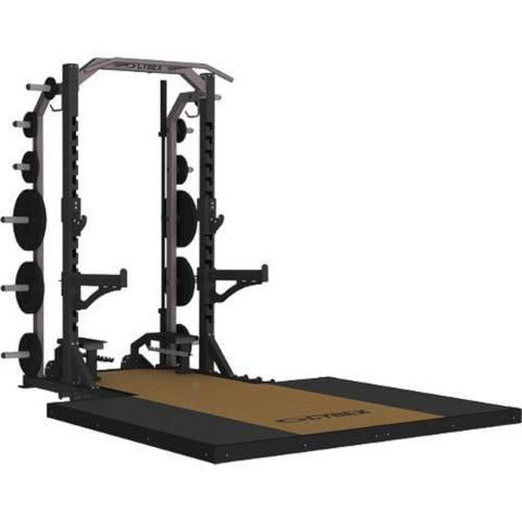 Cybex Big Iron 9' Half Rack - Fitness Trendz USA