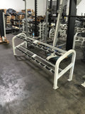 Cybex Dumbbell Rack 2 Tier - Fitness Trendz USA