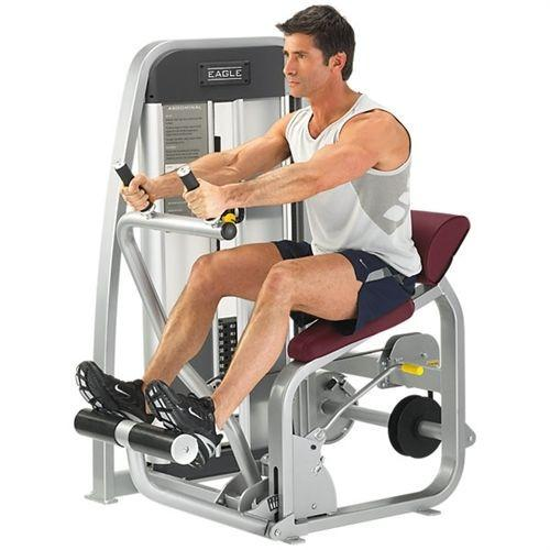 Cybex Eagle Abdominal Crunch - Fitness Trendz USA