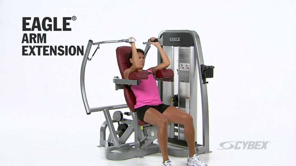 Cybex Eagle Arm Extension - Fitness Trendz USA