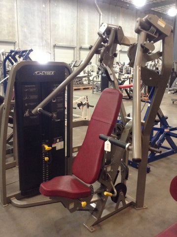 Cybex Eagle Chest Press - Fitness Trendz USA