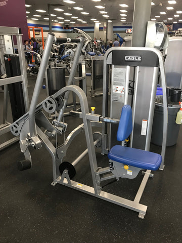 Cybex Eagle Incline Pull - Fitness Trendz USA