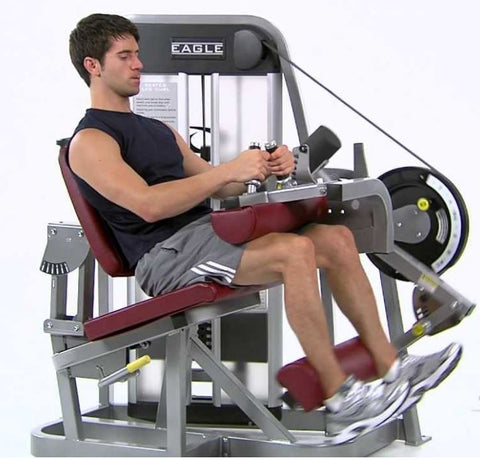 Cybex Eagle Seated Leg Curl - Fitness Trendz USA