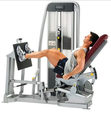 Cybex Eagle Series Leg Press - Fitness Trendz USA