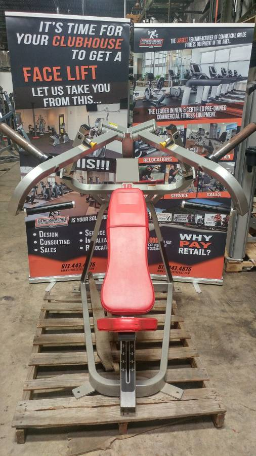 Cybex Incline Press Bench - Fitness Trendz USA