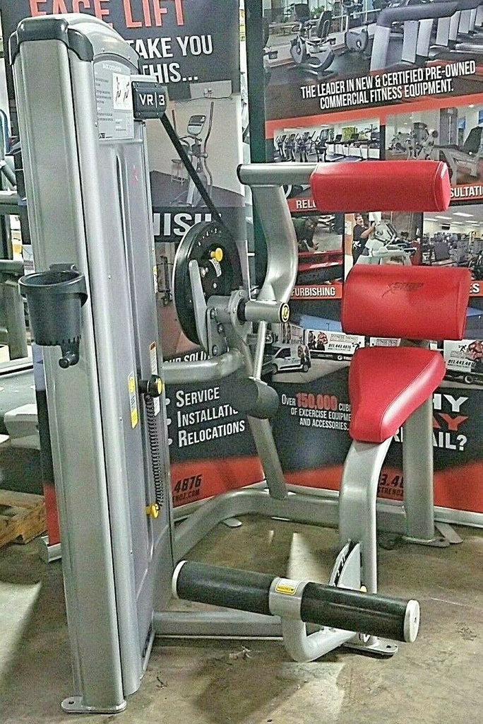 Cybex VR3 Back Extension - Fitness Trendz USA