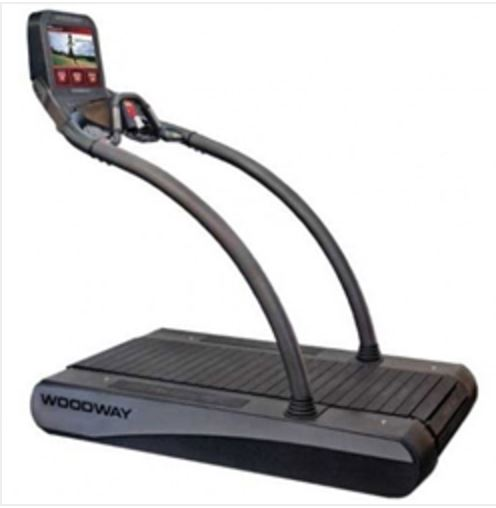 Woodway Desmo Elite Treadmill with Touch Screen - Fitness Trendz USA