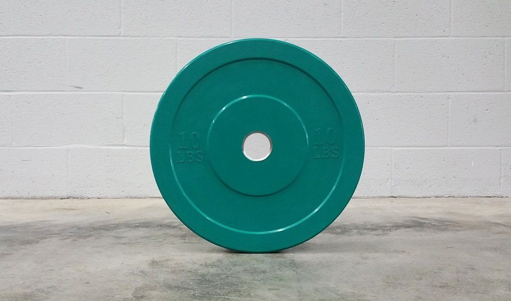 Dynamic Fitness & Strength Color-Coded Bumper Plates - Fitness Trendz USA