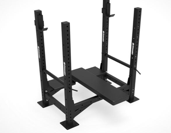 Dynamic Fitness & Strength Gladiator Competition Bench - Fitness Trendz USA