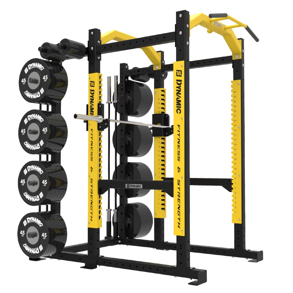 Dynamic Fitness & Strength Ultra Pro G2 Power Rack - Fitness Trendz USA