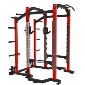 Dynamic Ultra Pro Power Rack Sumo - Fitness Trendz USA