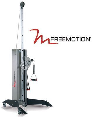 FreeMotion Cable Column - Fitness Trendz USA