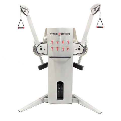 FreeMotion Cable Crossover Functional Trainer - Fitness Trendz USA