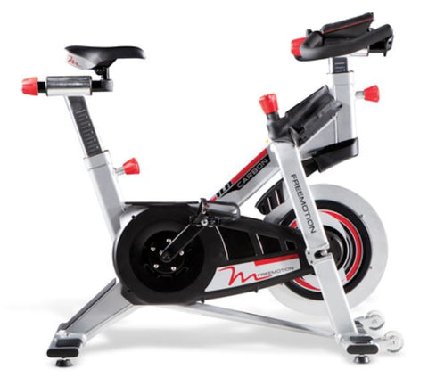 FreeMotion S11.9 Indoor Cycle Carbon Drive™ System with Console - Fitness Trendz USA