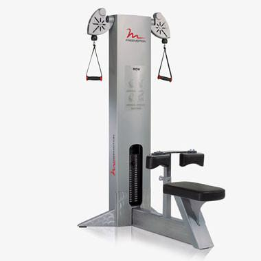 FreeMotion Selectorized Seated Row - Fitness Trendz USA