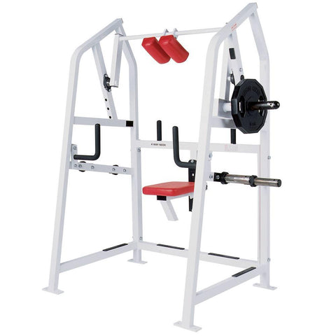 Hammer Strength 4 Way Neck Machine - Fitness Trendz USA
