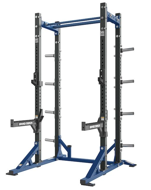Hammer Strength Half Rack - Fitness Trendz USA