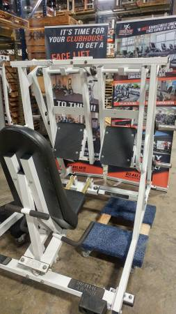 Hammer Strength ISO-Lateral Leg Press IL-LP - Fitness Trendz USA