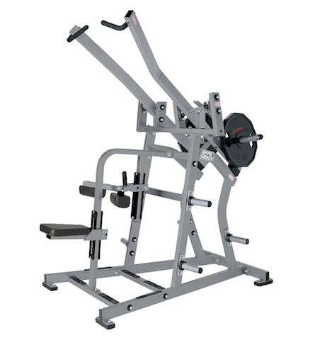 Hammer Strength ISO-Lateral Wide Pulldown ILWP - Fitness Trendz USA