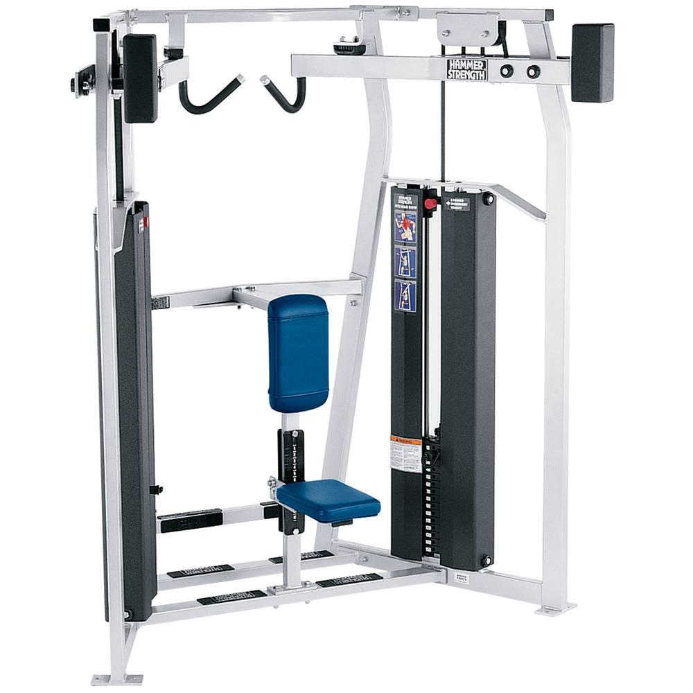 Hammer Strength MTS ISO-Lateral High Row - Fitness Trendz USA