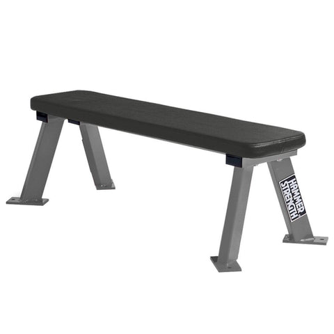 Hammer Strength Non-Adjustable Bench - Fitness Trendz USA