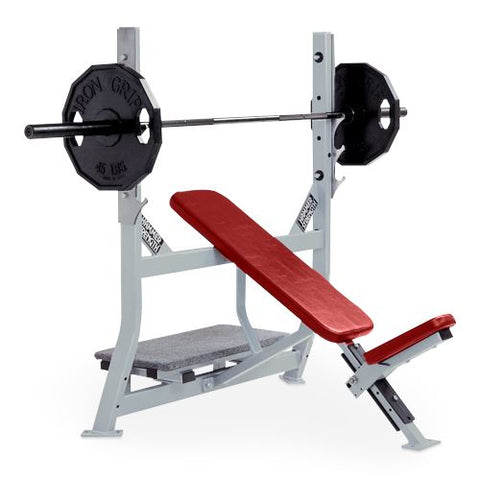 Hammer Strength Olympic Incline Bench - Fitness Trendz USA