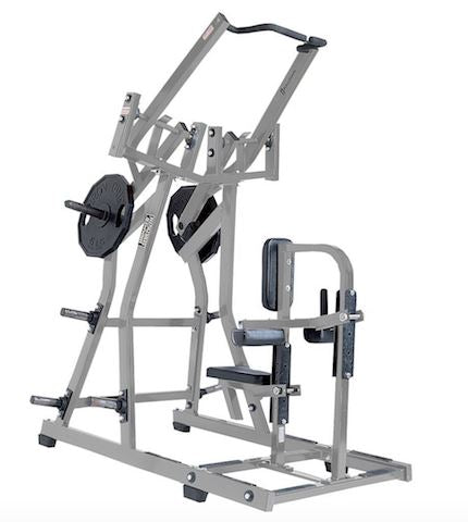 Hammer Strength Plate-Loaded Iso-Lateral Front Lat Pulldown - Fitness Trendz USA