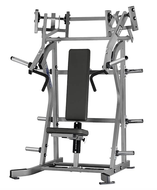 Hammer Strength Plate Loaded ISO Lateral Incline Press - Fitness Trendz USA