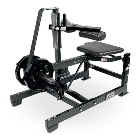 Hammer Strength Plate Loaded Seated Calf Raise - Fitness Trendz USA