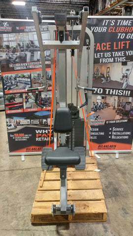 Hammer Strength Select Seated Row - Fitness Trendz USA